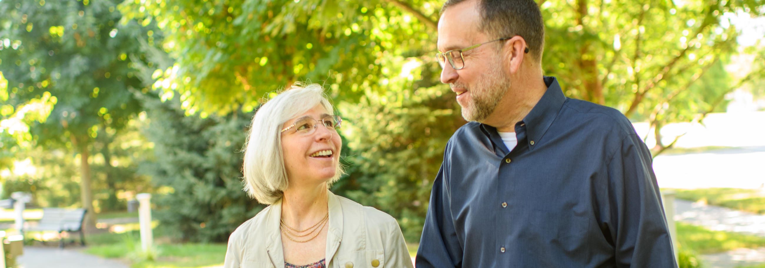 Ted and Kathy Krug find a new way forward at Garden Spot Village.